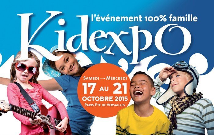 kidexpo affiche