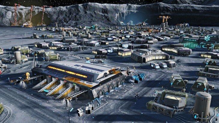 Anno 2205, le jeu PC de gestion qui veut coloniser la Lune est sorti !