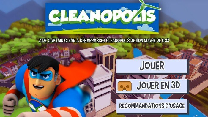 Cleanopolis capture