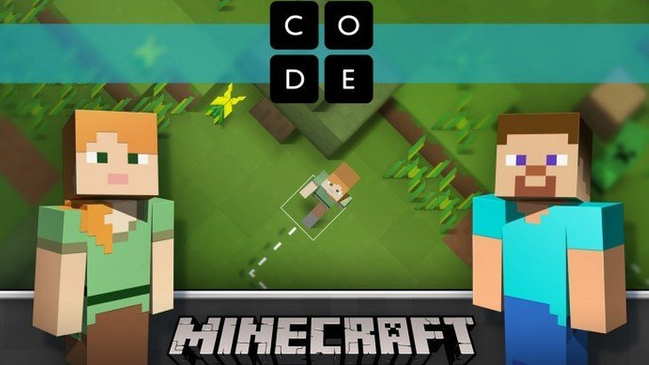 Apprends à coder avec Minecraft avec le site Code.org