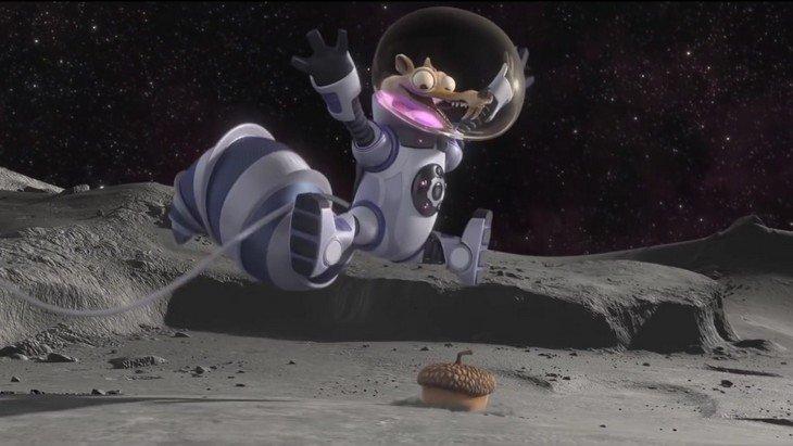 L'Âge de Glace 5 : Scrat revient dans un court-métrage délirant