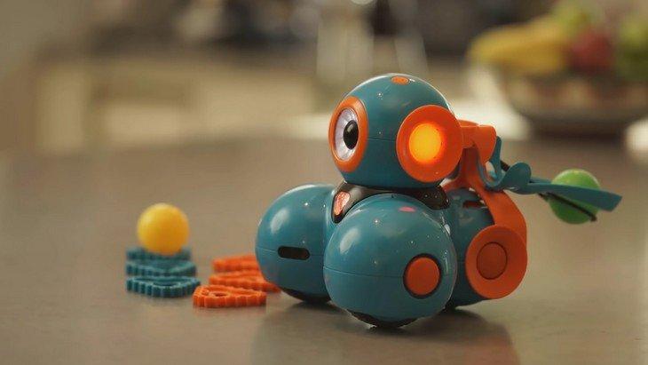 Dash, le nouveau robot pour apprendre à programmer
