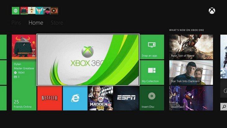 Découvre la liste des 104 jeux Xbox 360 jouables sur Xbox One !