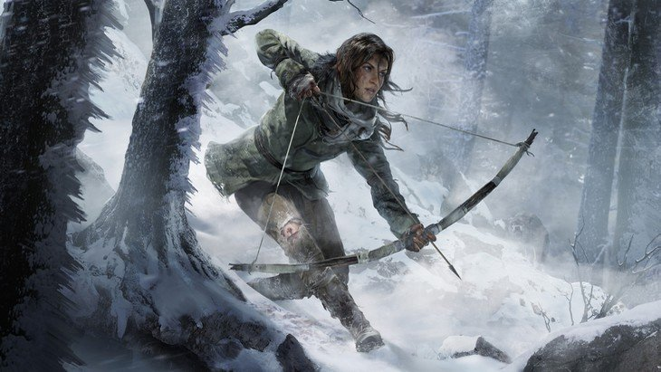 Rise of the Tomb Raider : Lara Croft de retour sur Xbox One