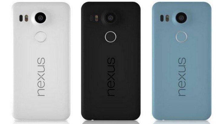 Le Nexus 5X de Google disponible avec Chromecast en cadeau