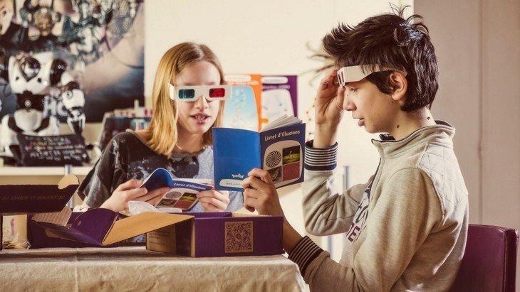 Scientibox : la box pour découvrir la science en s'amusant