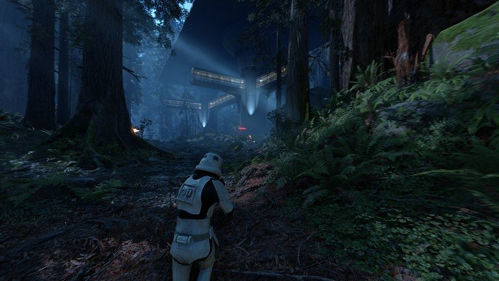 Star Wars Battlefront bataille
