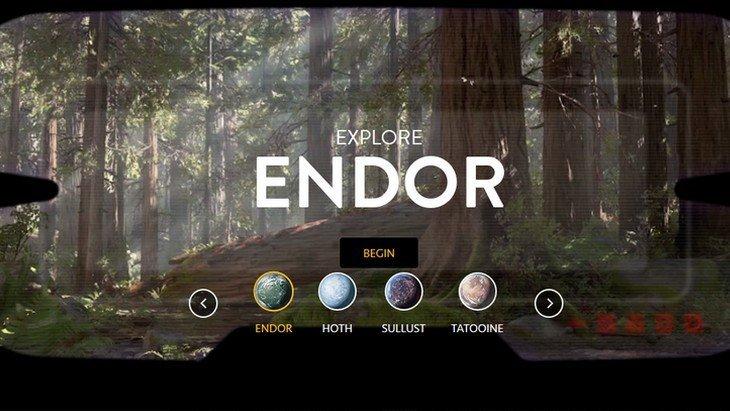 Star Wars Battlefront : découvre les planètes grâce à un site interactif