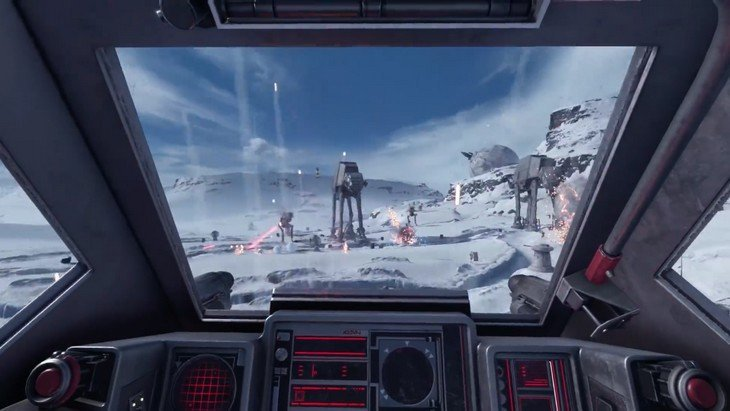 Star Wars Battlefront disponible sur Xbox avec EA Access