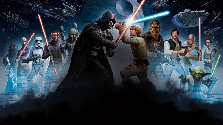 Star Wars : Galaxy of Heroes débarque sur Android, iPhone et iPad