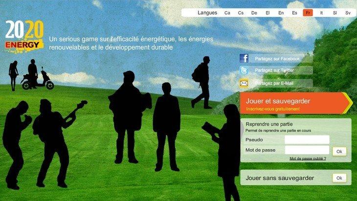 COP21 : 2020 Energy, le jeu pour découvrir les enjeux énergétiques