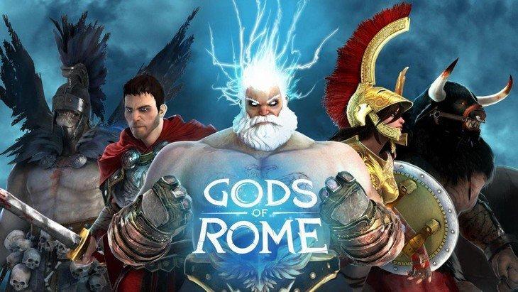 Gods of Rome : le combat des Dieux sur iPhone et Android