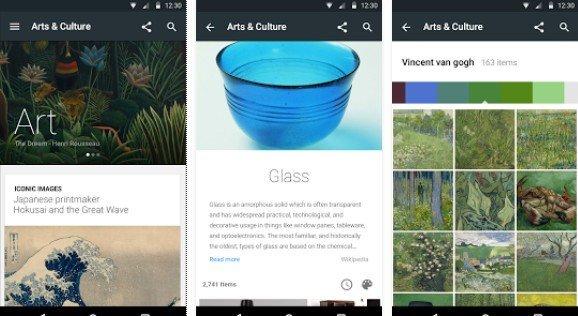 Google Arts et culture