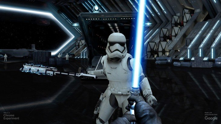 Star Wars : avec LightSaber Escape, transforme ton mobile en sabre laser !