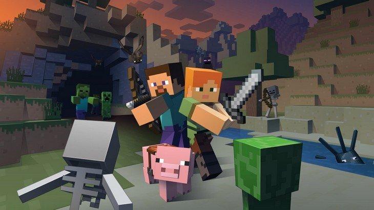 Minecraft sur Wii U enfin disponible sur le Nintendo eShop
