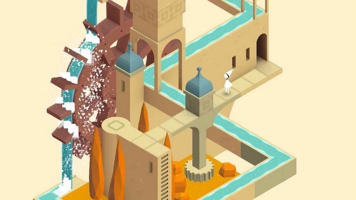 Monument Valley gratuit sur l'App Store ! Un des meilleurs jeux à ne pas rater