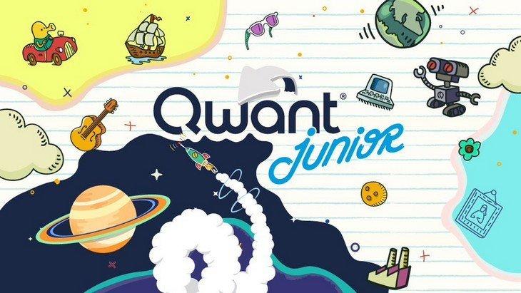 Qwant Junior, le moteur de recherche sécurisé rien que pour toi