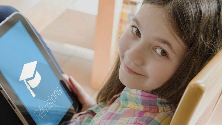 Révisions, l'appli iPad pour réviser ton français et tes maths