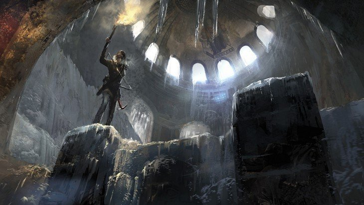 Rise of The Tomb Raider  : une démo gratuite disponible pour la Xbox One