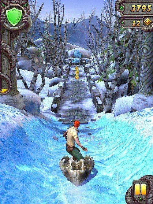 Temple Run 2 gameplay