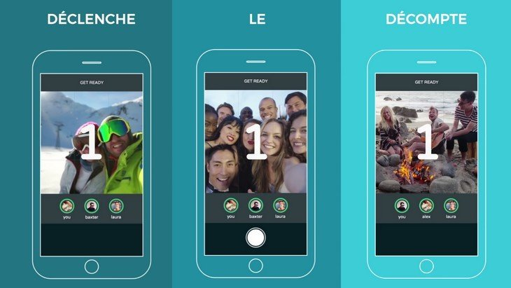 Tricy, l'application qui pourrait te faire oublier Snapchat