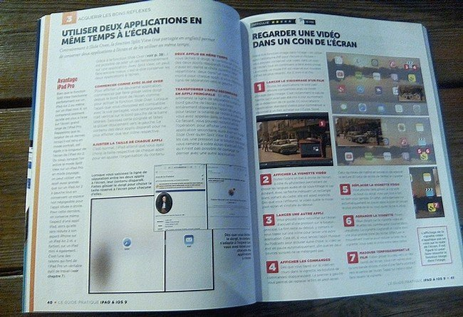 Guide pratique iPad et iOS 9 intérieur