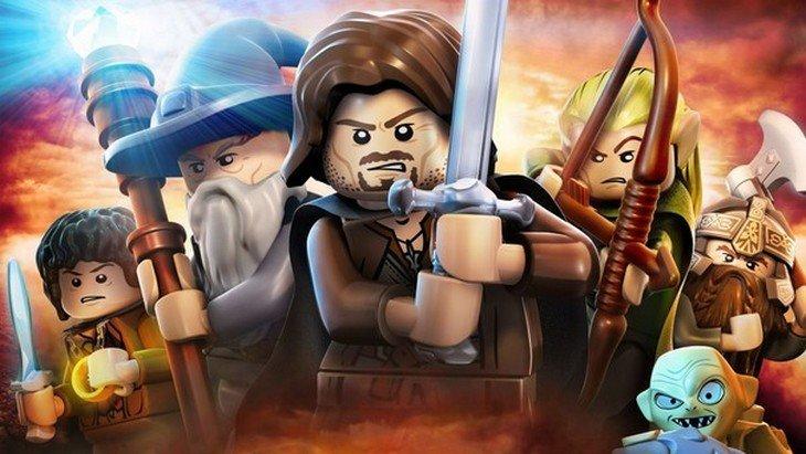 LEGO Le Seigneur des Anneaux enfin disponible sur Android !