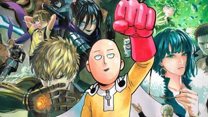 One-Punch Man, le manga qui cartonne au Japon, arrive en France