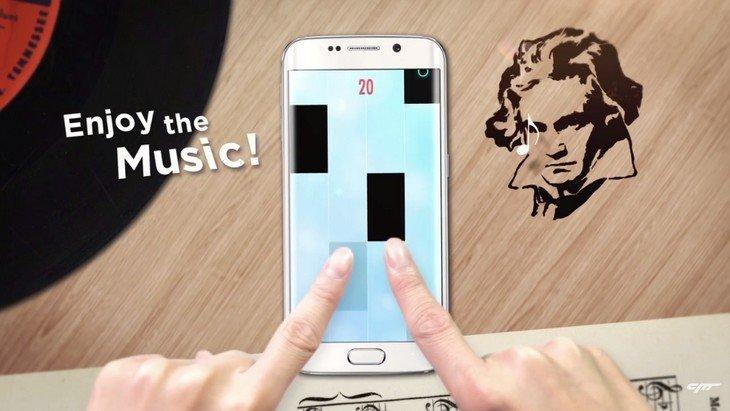 Piano Tiles 2 : le jeu de réflexe musical qui cartonne sur mobile