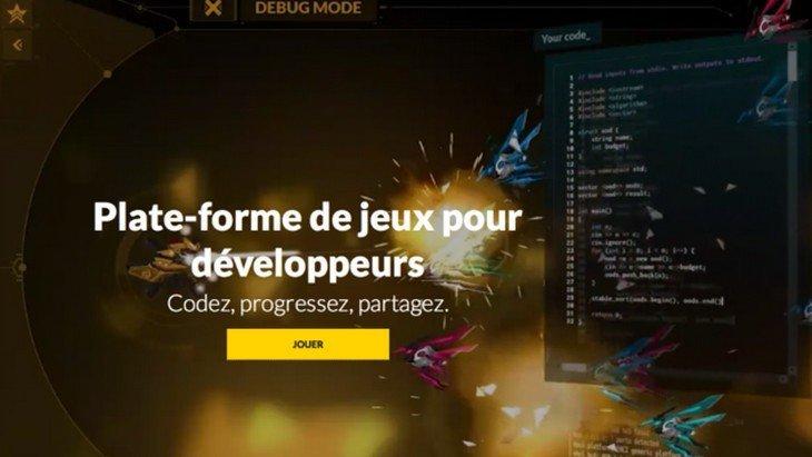 CodinGame : apprendre à coder en jouant !