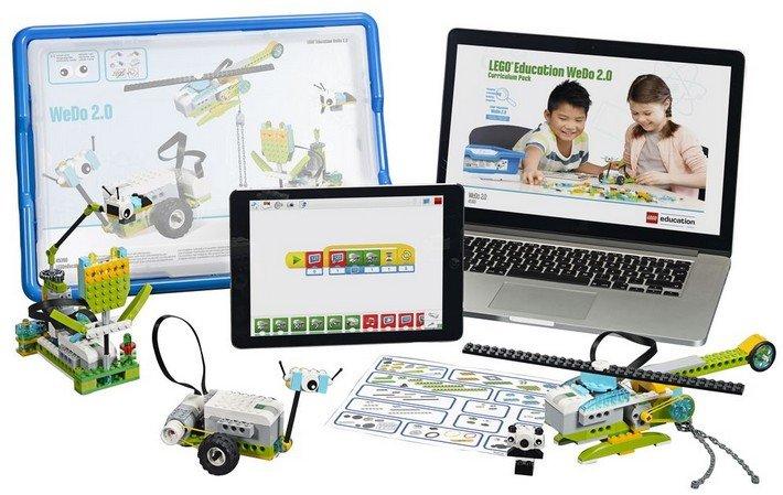 kit WeDo 2.0 Lego