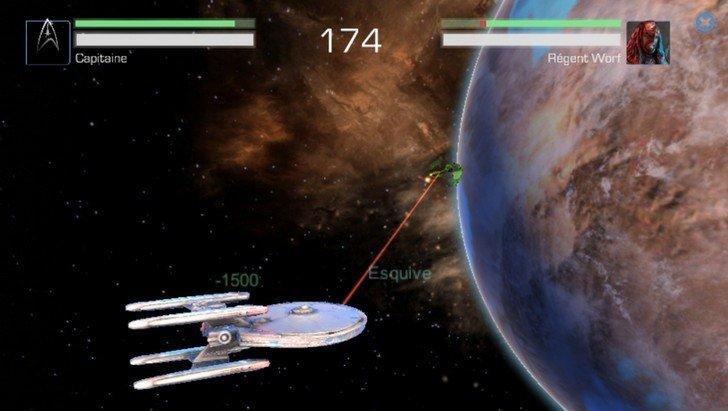 Sois le capitaine dans Star Trek Timelines sur Android et iOS