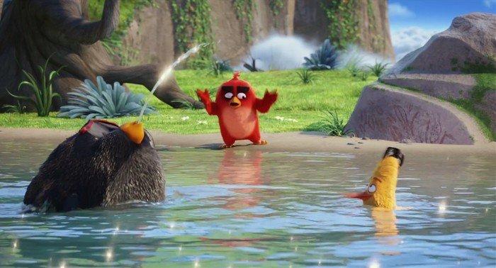 Angry Birds le film extrait