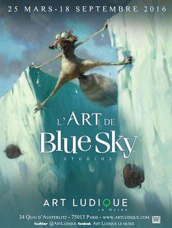 Exposition Blue Sky