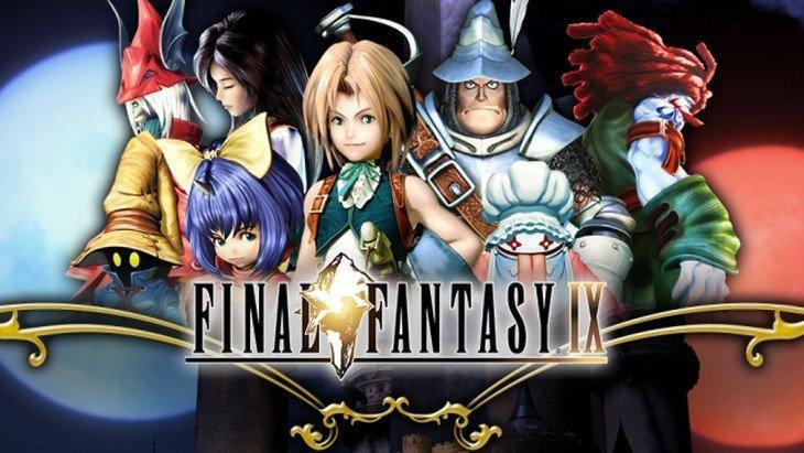 Le jeu culte Final Fantasy IX enfin sur ton mobile !