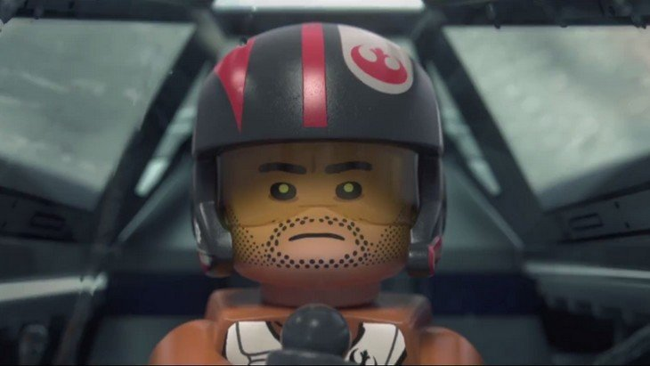 LEGO Star Wars: The Force Awakens : la bande-annonce qui déchire !