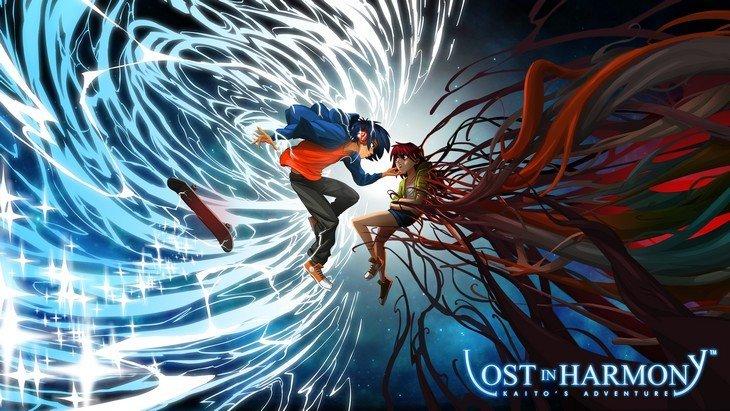 Lost in Harmony : un jeu magique à ne pas rater sur Android et iPhone