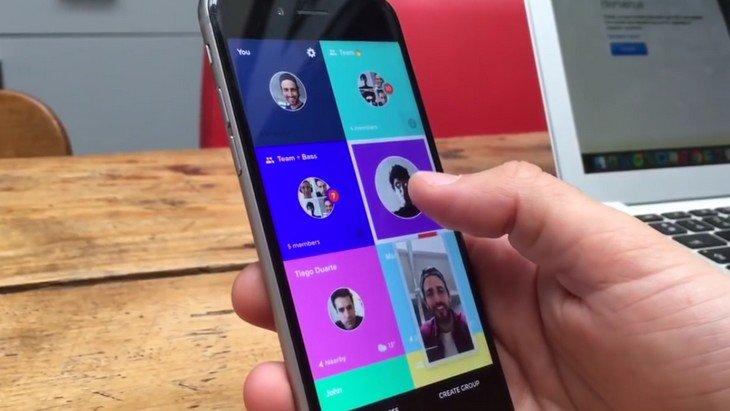 Oublie Snapchat et les SMS, voici Tribe, la messagerie vidéo simplifiée
