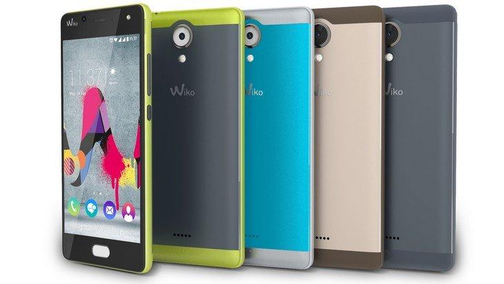 MWC : Wiko renouvelle sa gamme de smartphones pas chers