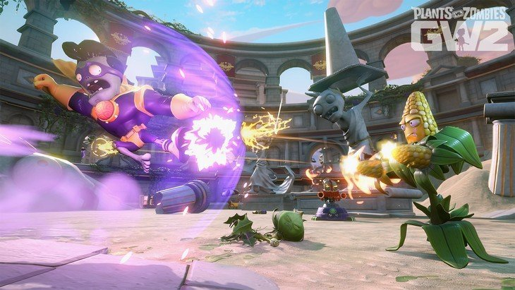 Plants vs. Zombies Garden Warfare 2 débarque sur consoles et PC