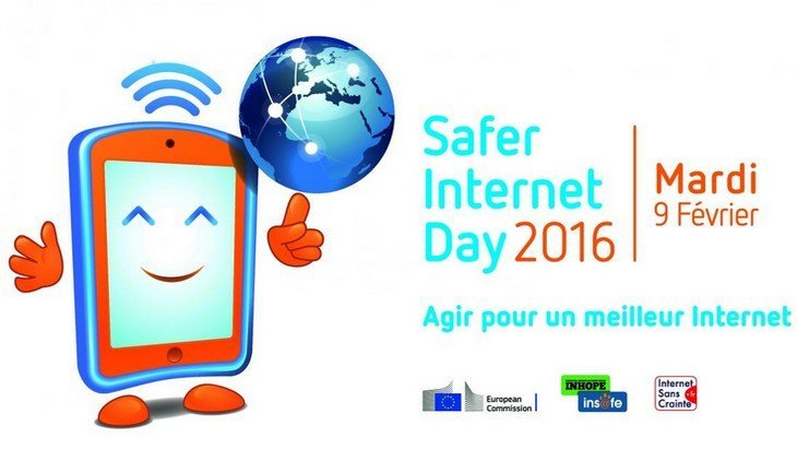 Safer Internet Day 2016 : nos conseils pour un Internet meilleur