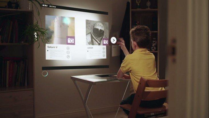Et si la télévision du futur, c'était ça ? [vidéo]