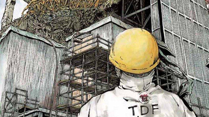 Au cœur de Fukushima : un manga exceptionnel sur le démantèlement de la centrale