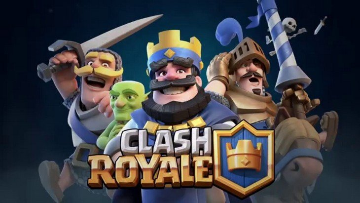 Clash Royale, le nouveau jeu des créateurs de Clash of Clan et Boom Beach