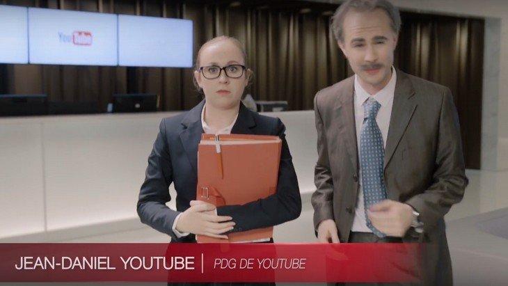 Le patron de YouTube, c'est Cyprien, ou presque… [vidéo]