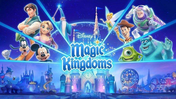 Disney Magic Kingdoms : le jeu pour créer ton parc Disney
