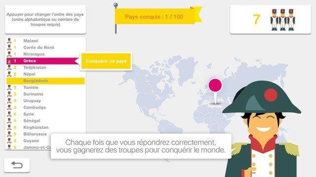HistoKids France mode aventure