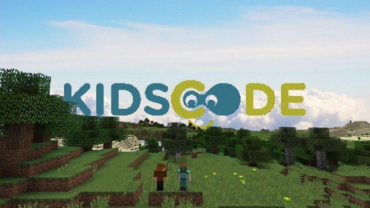 Avec Kidscode, Minecraft s'invite à l'école et au collège !