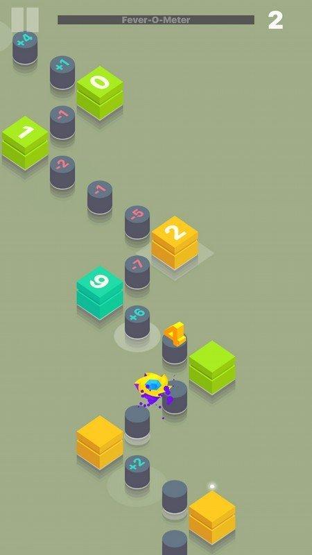 Math Hopper screenshot
