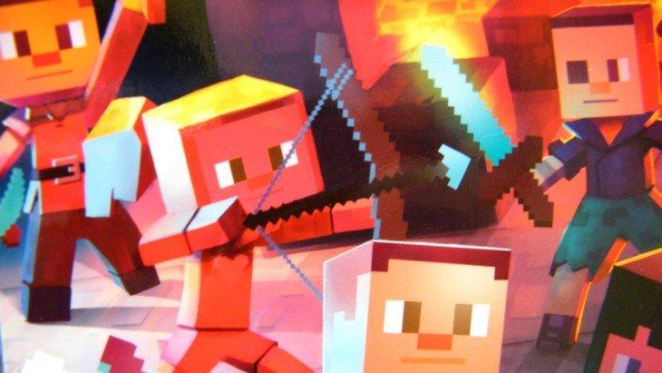 Les Chroniques de Elementia : un roman sur Minecraft !